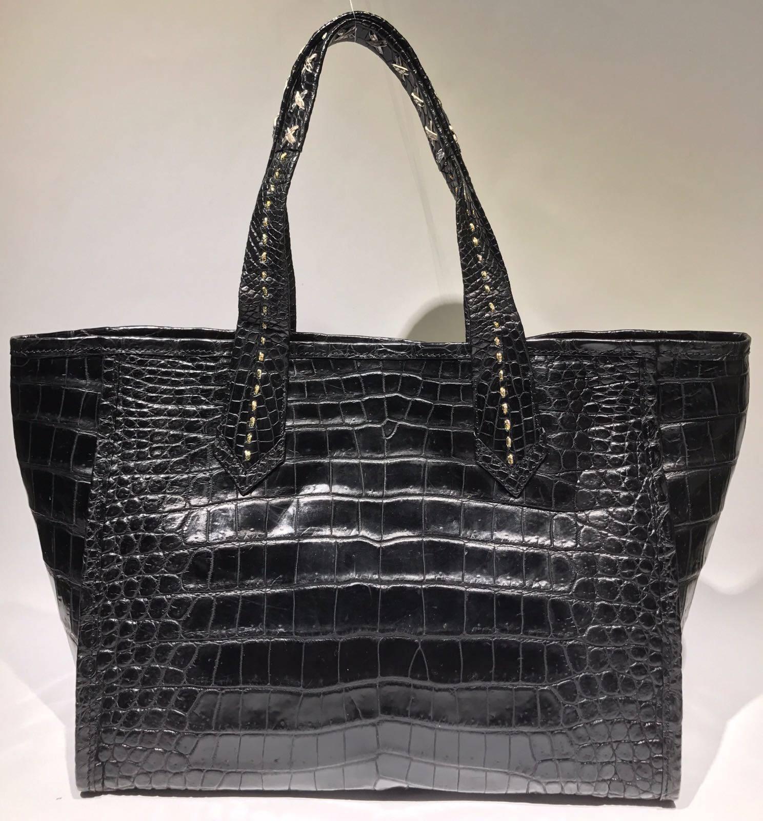 1stdibs Ana Switzerland Crocodile Tote Bag X4vUpFi