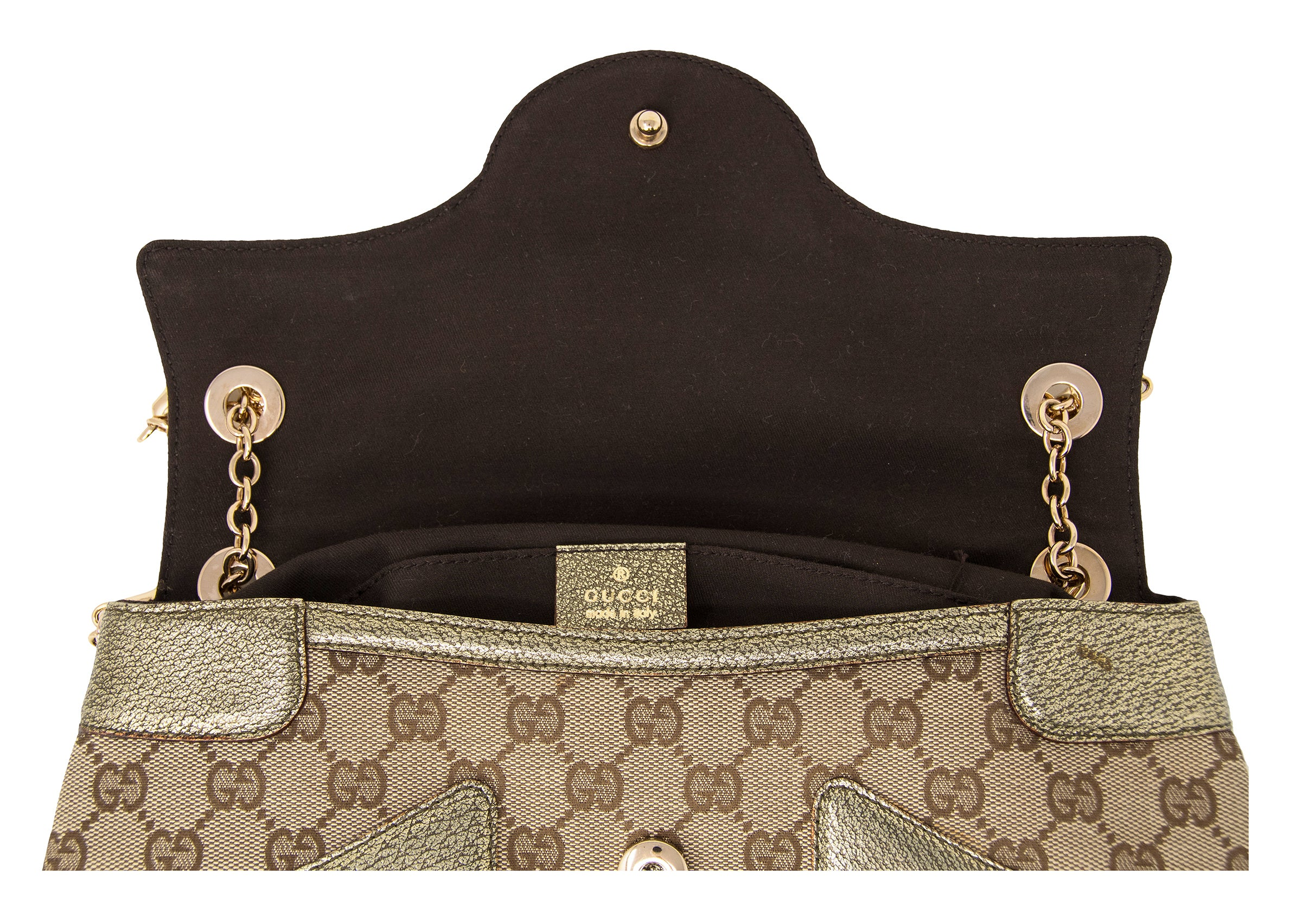18cdc2831d0 Gucci by Tom Ford Jeweled Dragon Shoulder Bag at 1stdibs