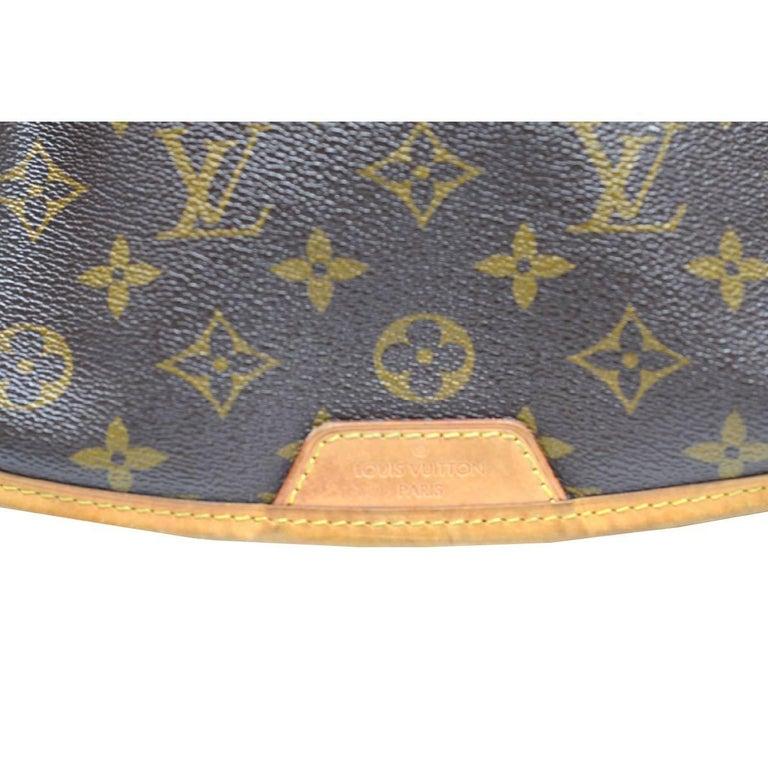 94d209fe3daf Louis Vuitton Menilmontant GM Crossbody Monogram Shoulder Bag In Good  Condition For Sale In Boca Raton