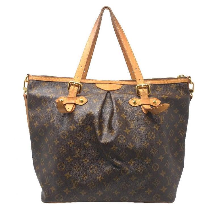 76bae3222c9e Louis Vuitton Palermo GM Monogram Shoulder Bag For Sale at 1stdibs