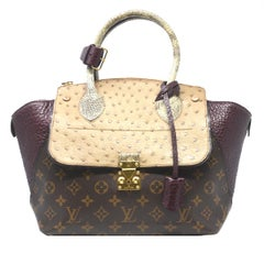 Louis Vuitton Majestueux PM Monogram Handbag Limited Edition