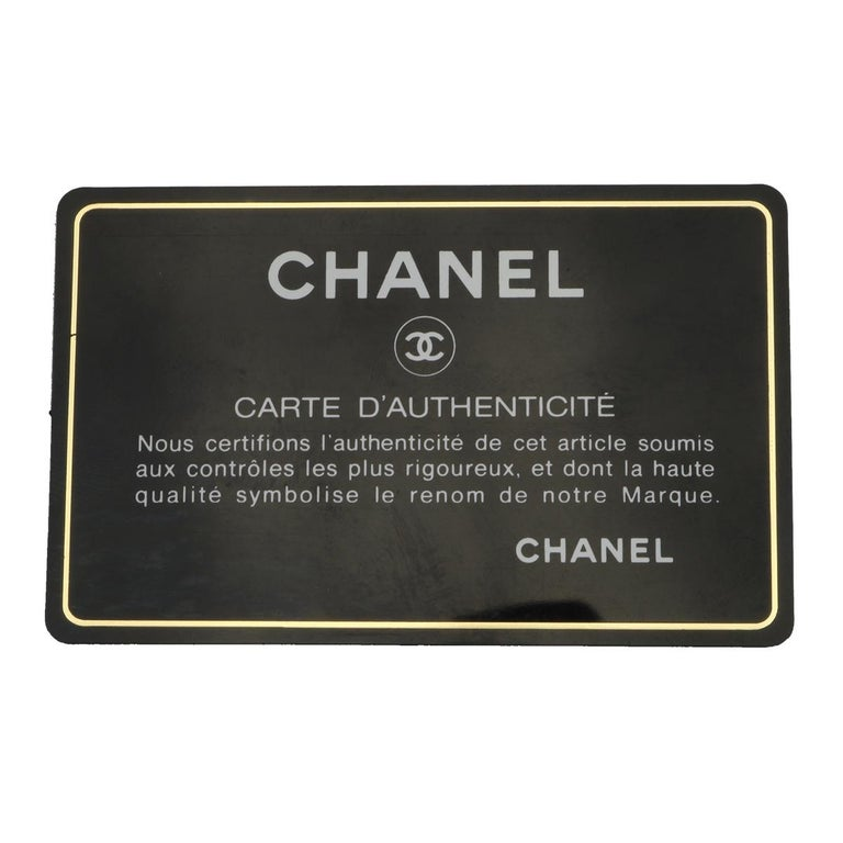 CHANEL Business Affinity Large Black Caviar with Champagne Hardware 2017 For Sale 16