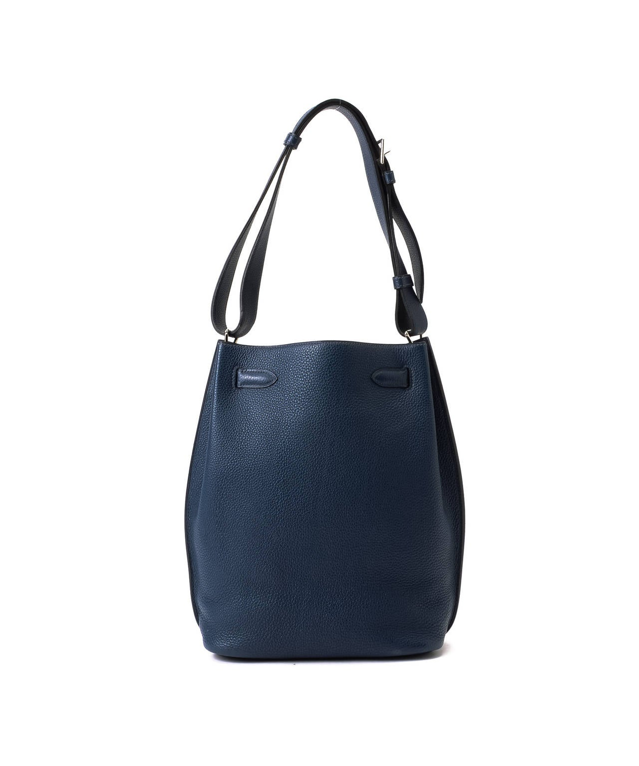 price of a birkin bag - Herm��s Bleu De Prusse So Kelly 22 in Togo leather at 1stdibs
