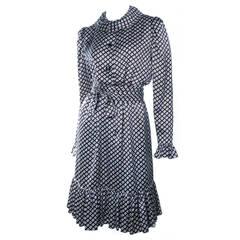 Givenchy Boutique Silk Satin Dress