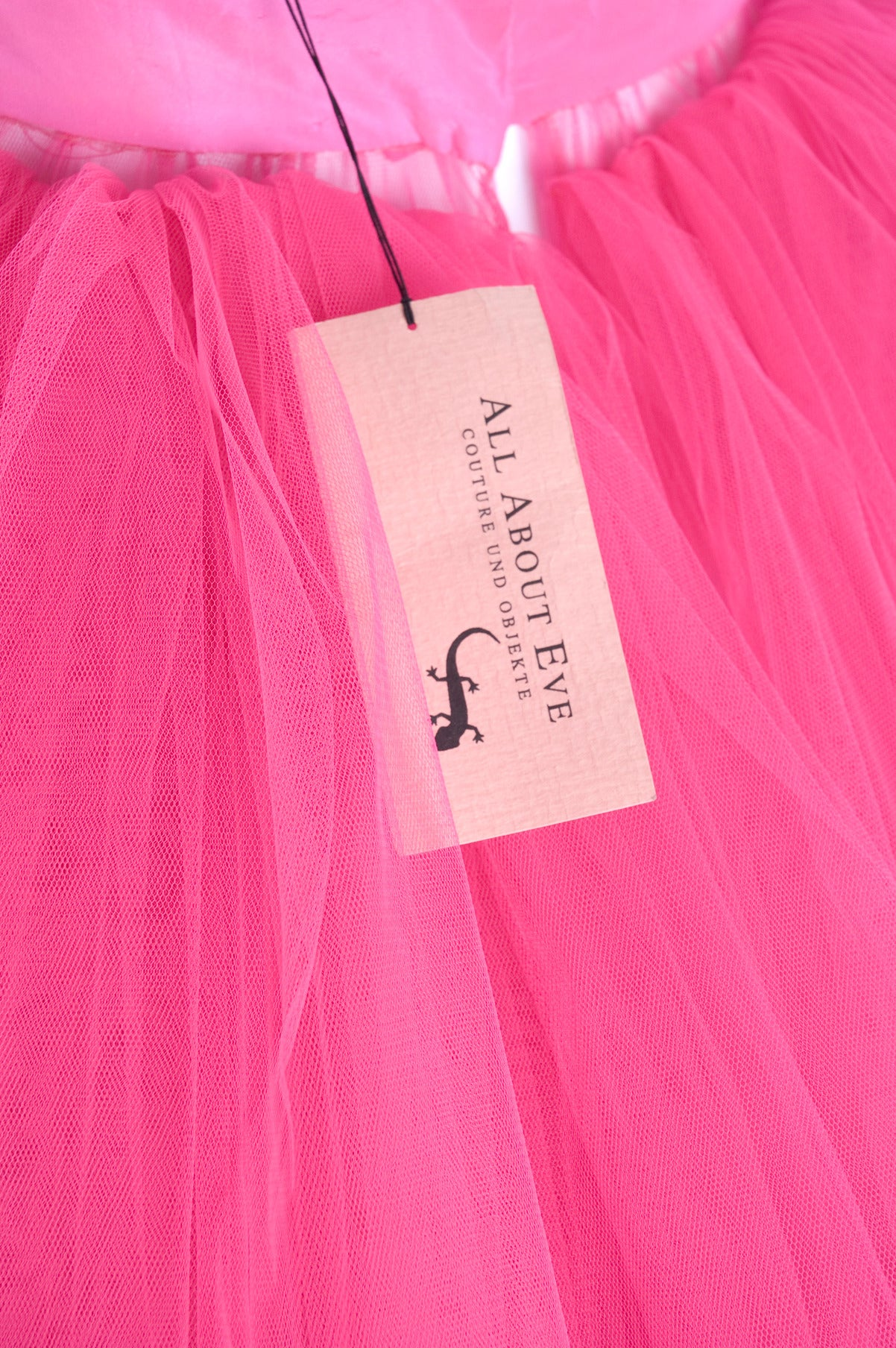 All About Eve Couture by Talbot Runhof Tulle Skirt 7