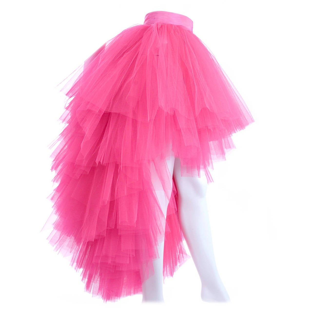All About Eve Couture by Talbot Runhof Tulle Skirt 1