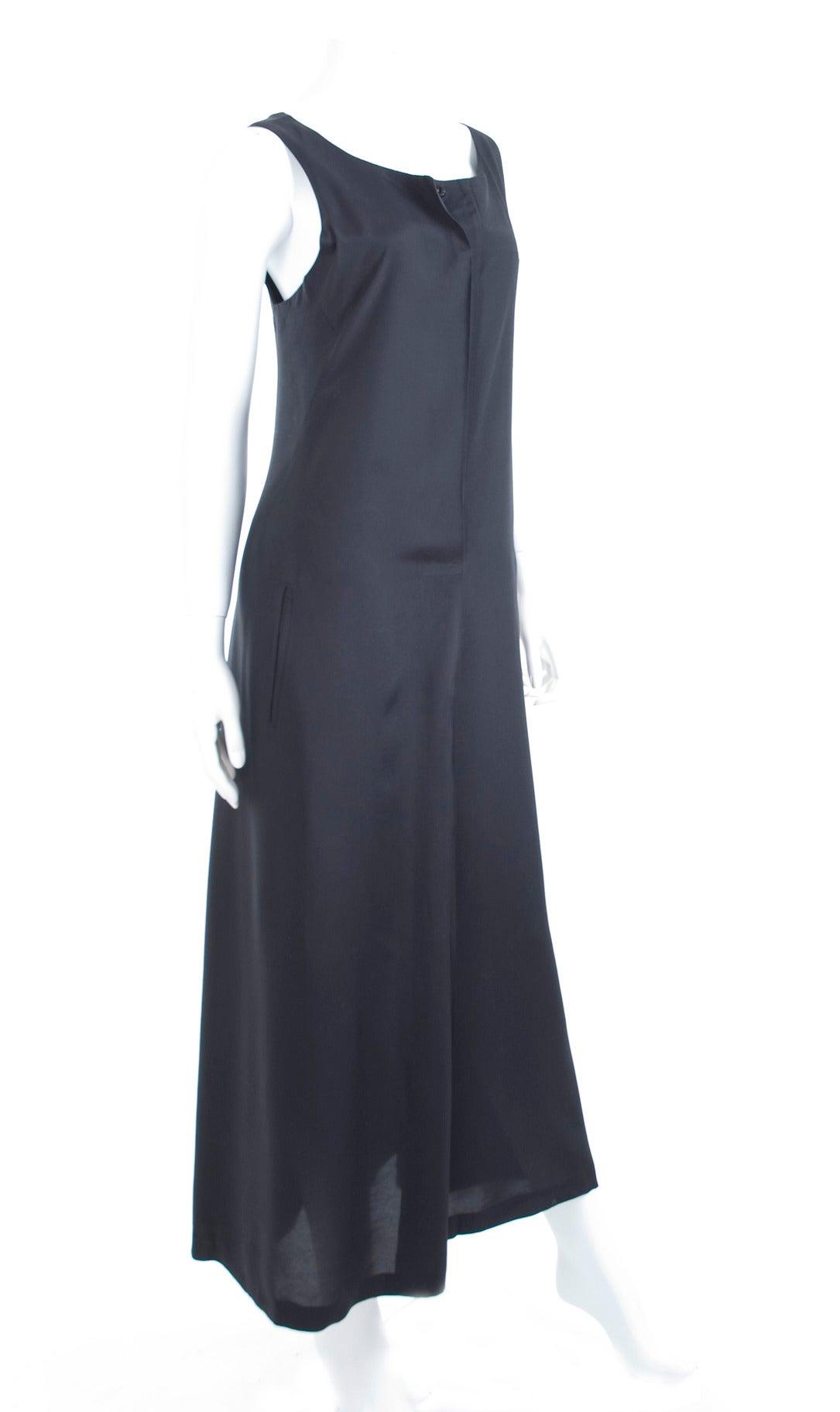 90's Yohji Yamamoto Dress 2