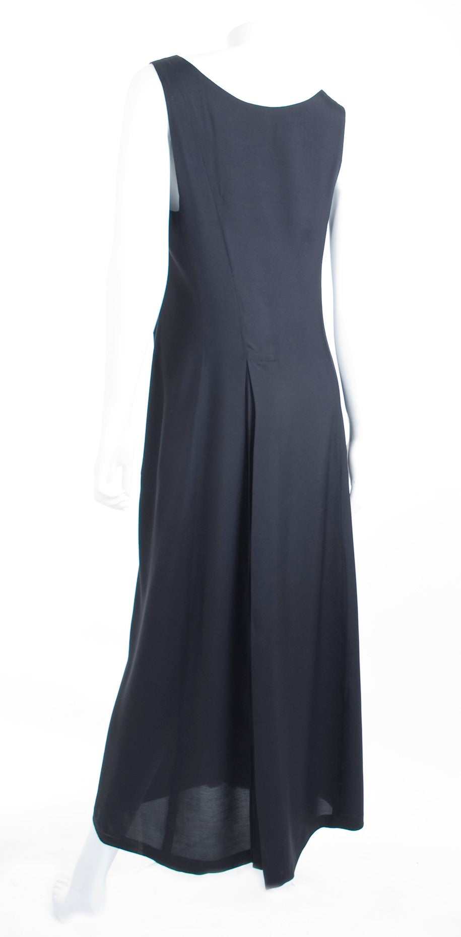 90's Yohji Yamamoto Dress 3