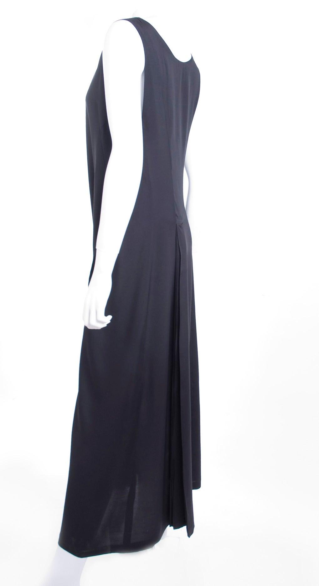 90's Yohji Yamamoto Dress 4