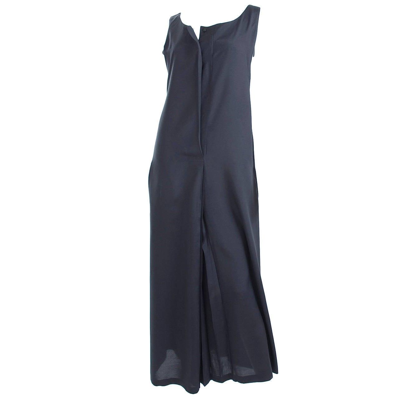 90's Yohji Yamamoto Dress 1