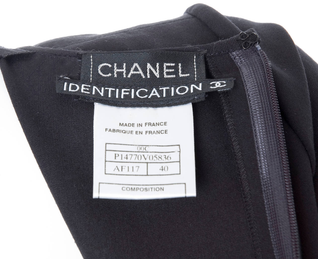 Chanel Black Jumpsuit 8