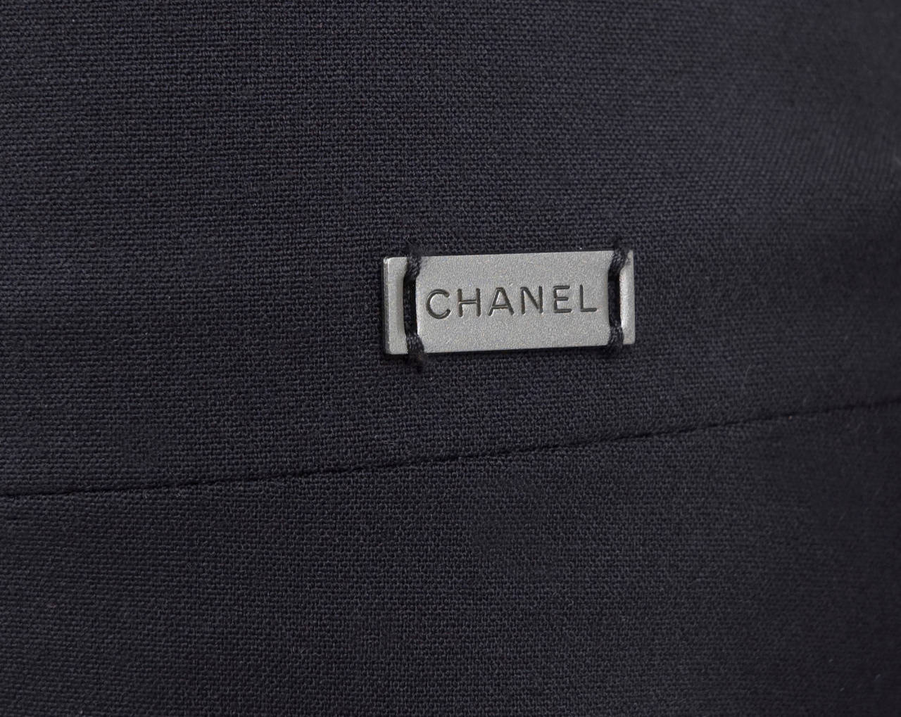 Chanel Black Jumpsuit 7