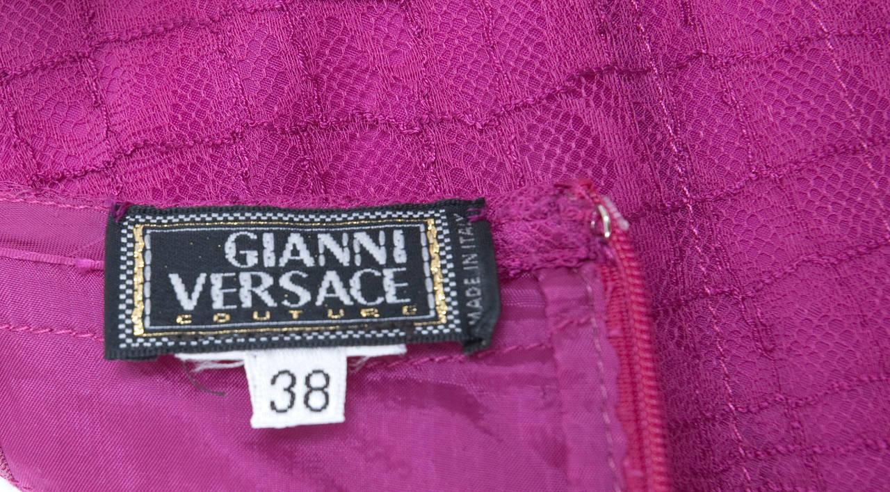 Gianni Versace Couture Ensemble 7