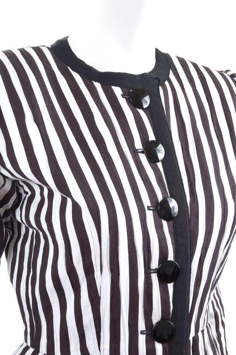 80's Yves Saint Laurent Jacket 4