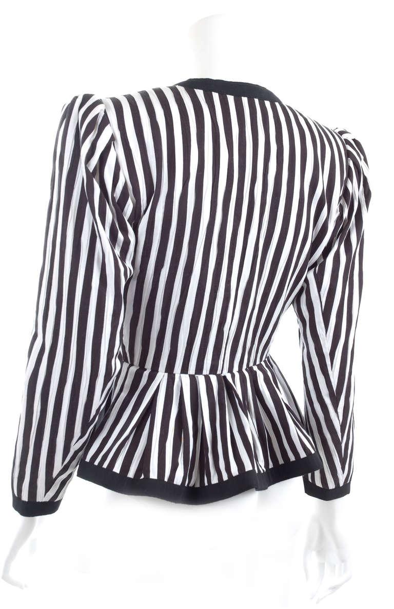80's Yves Saint Laurent Jacket 7