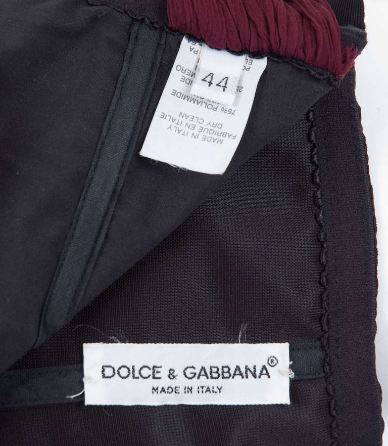 Dolce & Gabbana Bustier Top 9