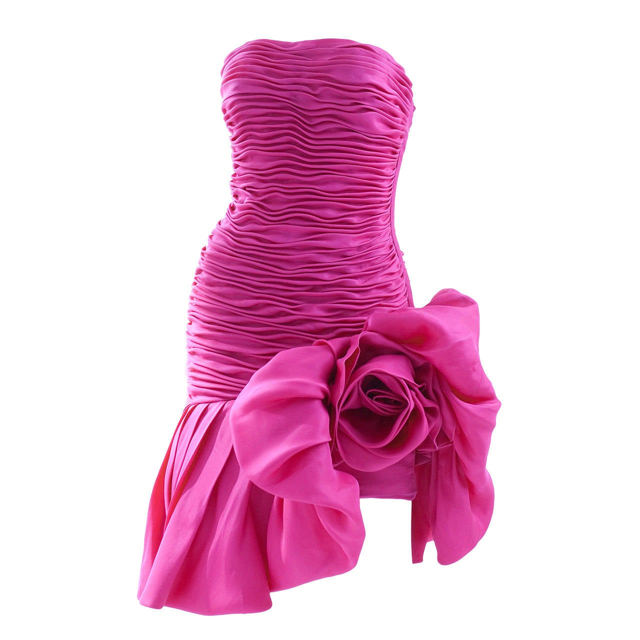 Emanuel Ungaro Parallele Paris Cocktail Dress 1