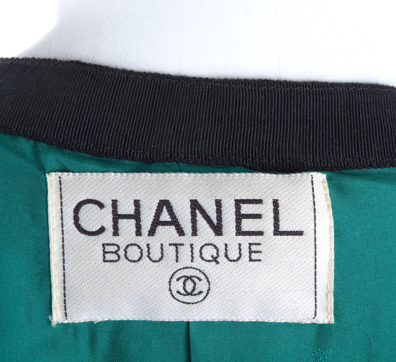 Chanel Jacket with Belt 10
