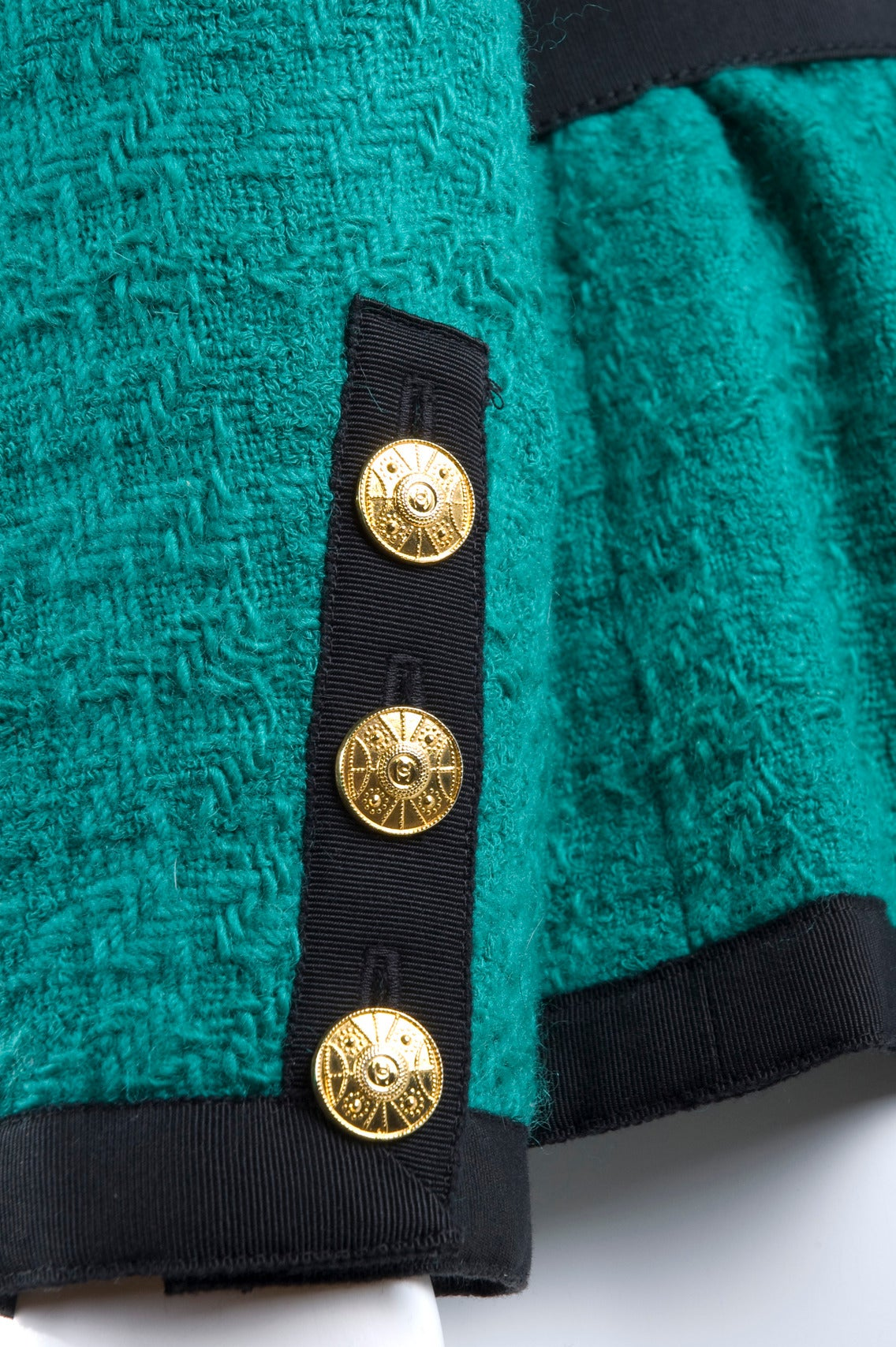 Chanel Jacket with Belt For Sale 3
