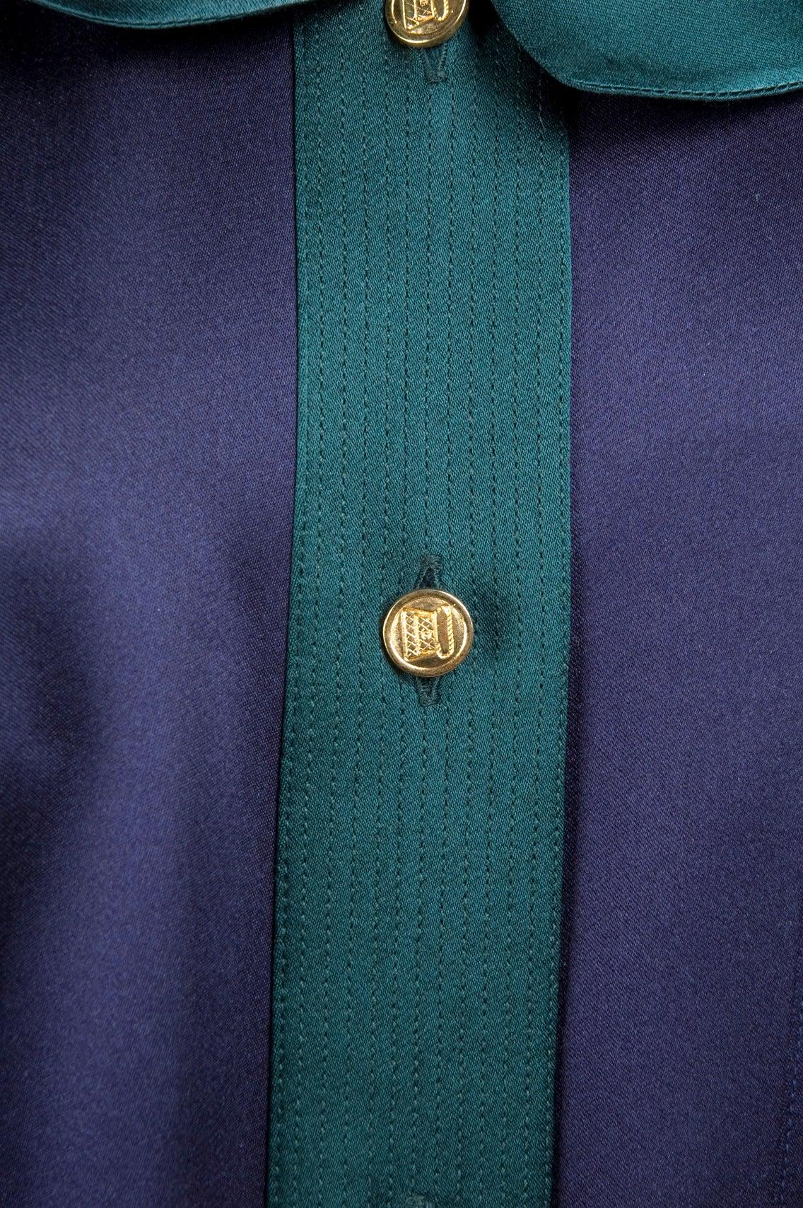 Chanel Silk Blouse 4