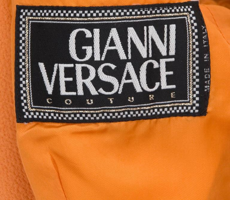 Gianni versace bondage collection