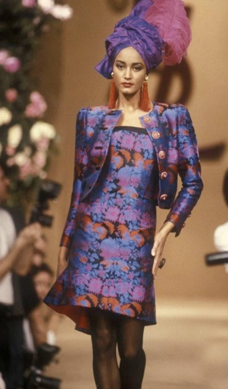 Yves saint laurent haute couture bustier dress and bolero for Haute couture sale