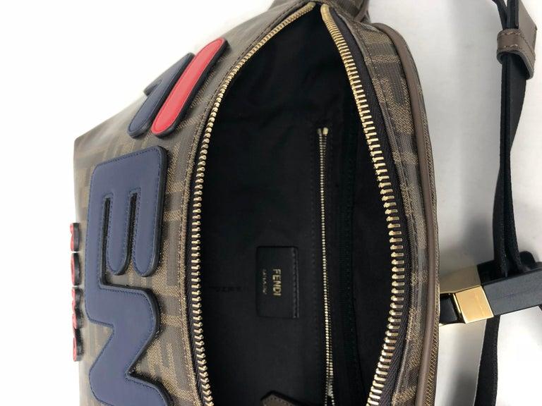 d90d10eddcfe Fendi X Fila Logomania Bumbag For Sale 15