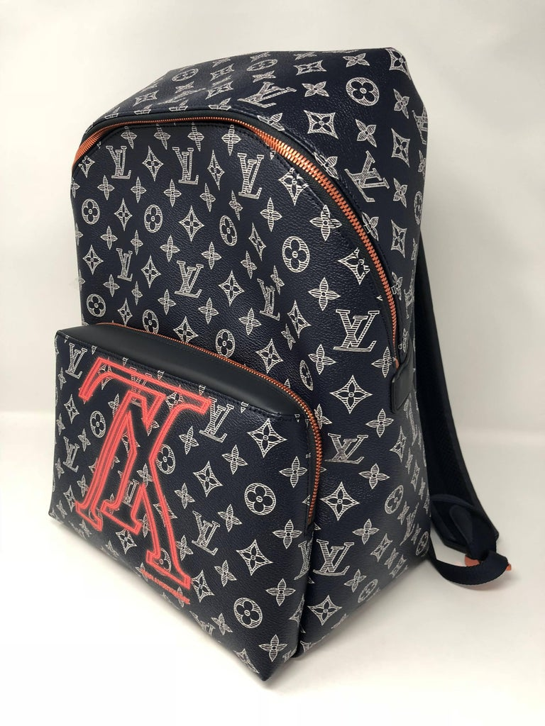 293405d4a3b4 Louis Vuitton Apollo Upside Down Backpack in ink monogram. Brand new with  dust cover and