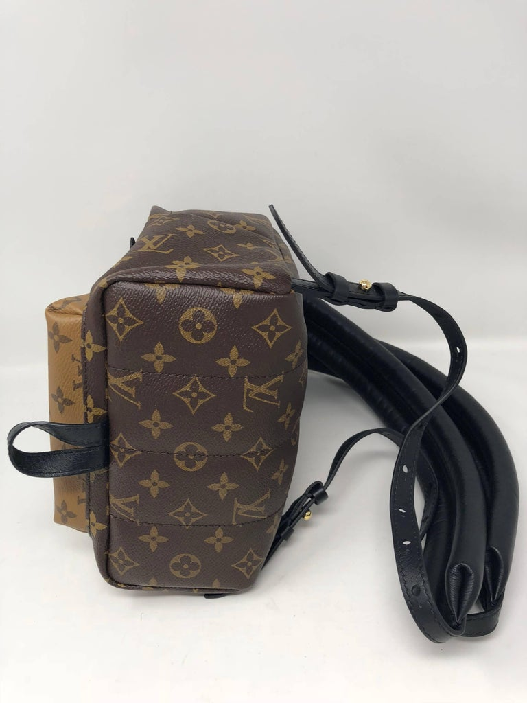 Louis Vuitton Reverse Palm Springs Backpack PM For Sale 1