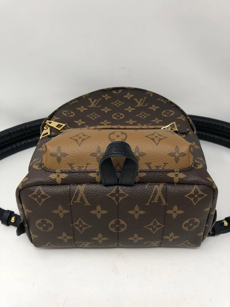 Louis Vuitton Reverse Palm Springs Backpack PM For Sale 5