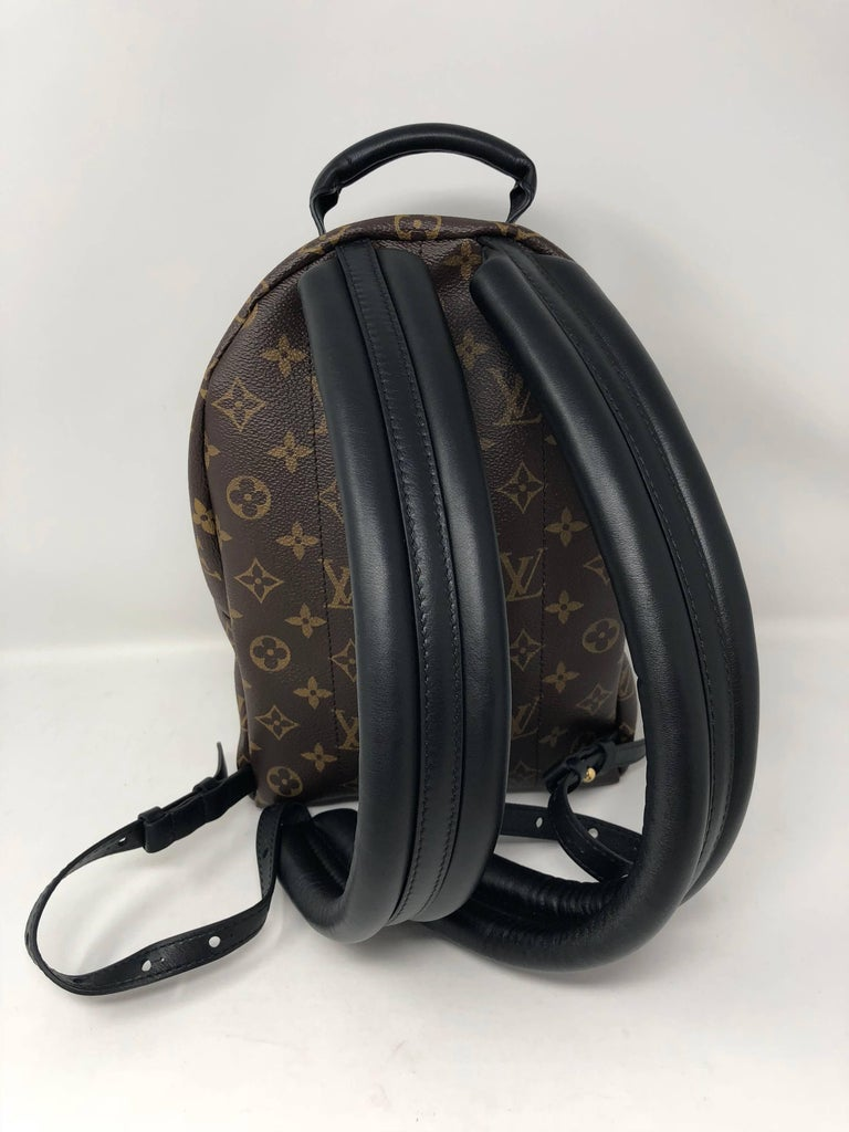 Louis Vuitton Reverse Palm Springs Backpack PM In New Condition For Sale In Athens, GA
