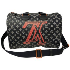 Louis Vuitton Speedy 40 Upside Down Bandouliere