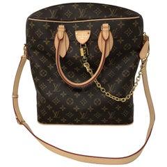 Louis Vuitton Carry All MM Monogram Bag