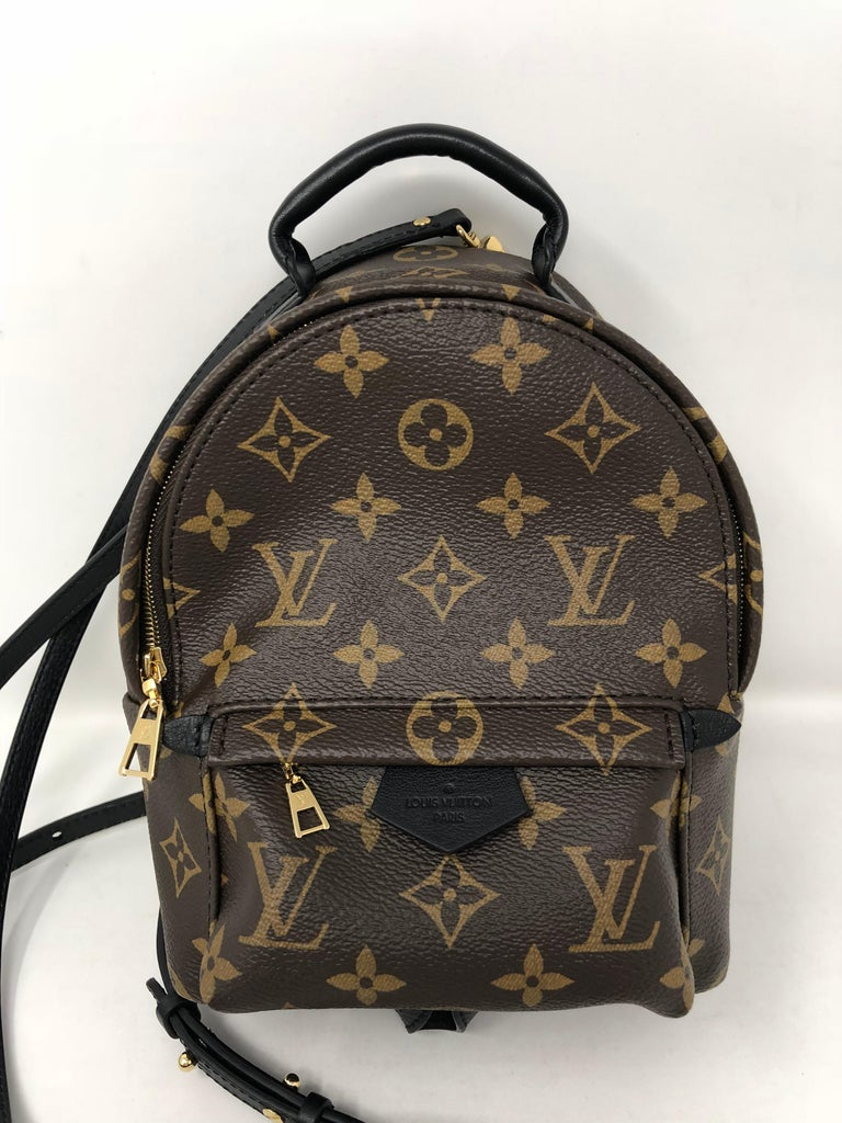 Louis Vuitton Palm Springs Mini Crossbody Backpack At