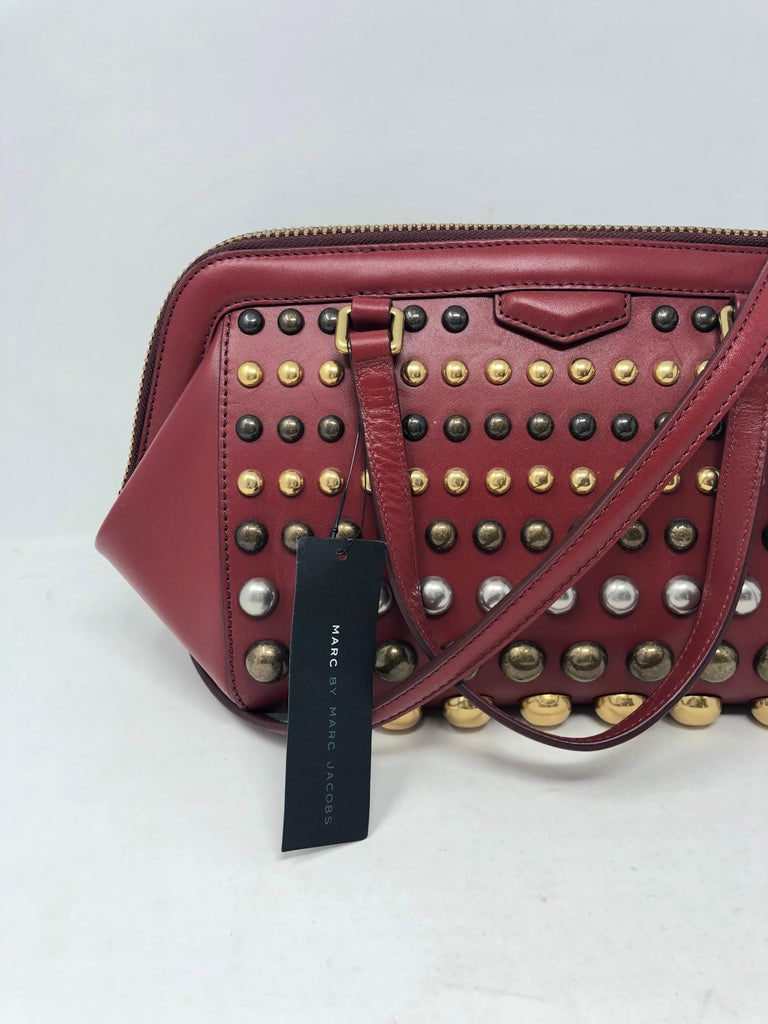 Marc Jacobs Studded Red Bag For 2