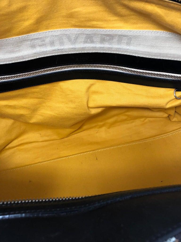 Goyard 55 Duffel Bag  For Sale 5