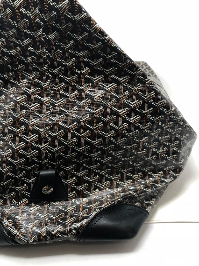 Goyard 55 Duffel Bag  For Sale 2