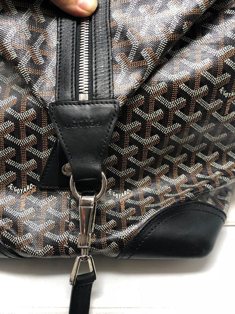 Goyard 55 Duffel Bag  For Sale 1