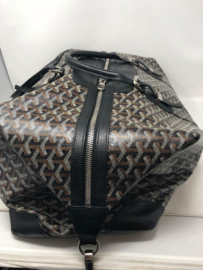 Women's or Men's Goyard 55 Duffel Bag  For Sale