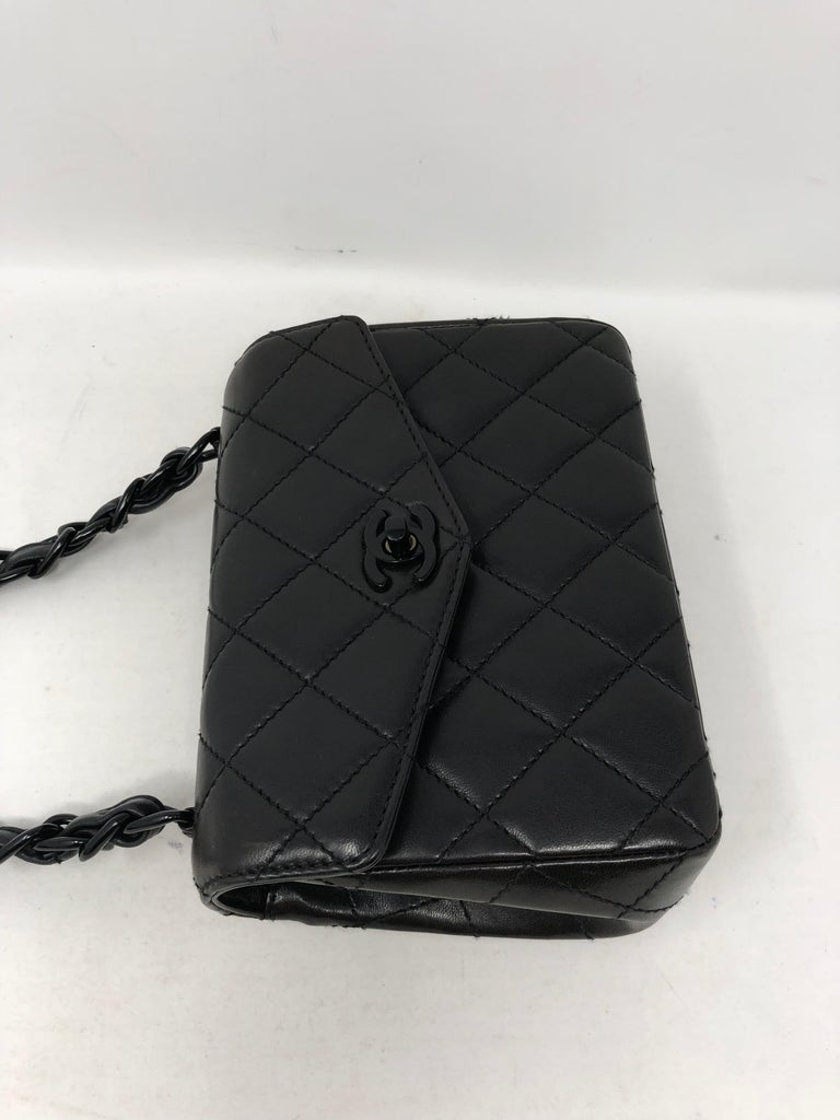 e544654f49b1f3 Chanel So Black Mini For Sale 1