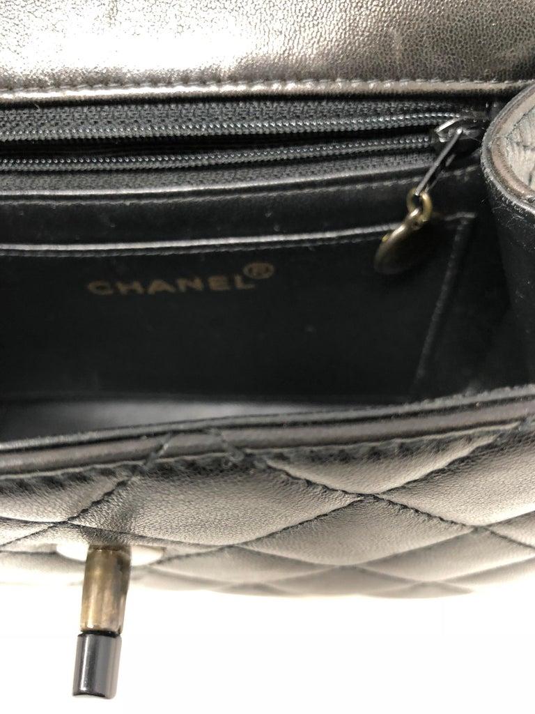 7856ae44e721b6 Chanel So Black Mini For Sale 9