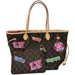 Louis Vuitton Neverfull The Patches Collection 2018