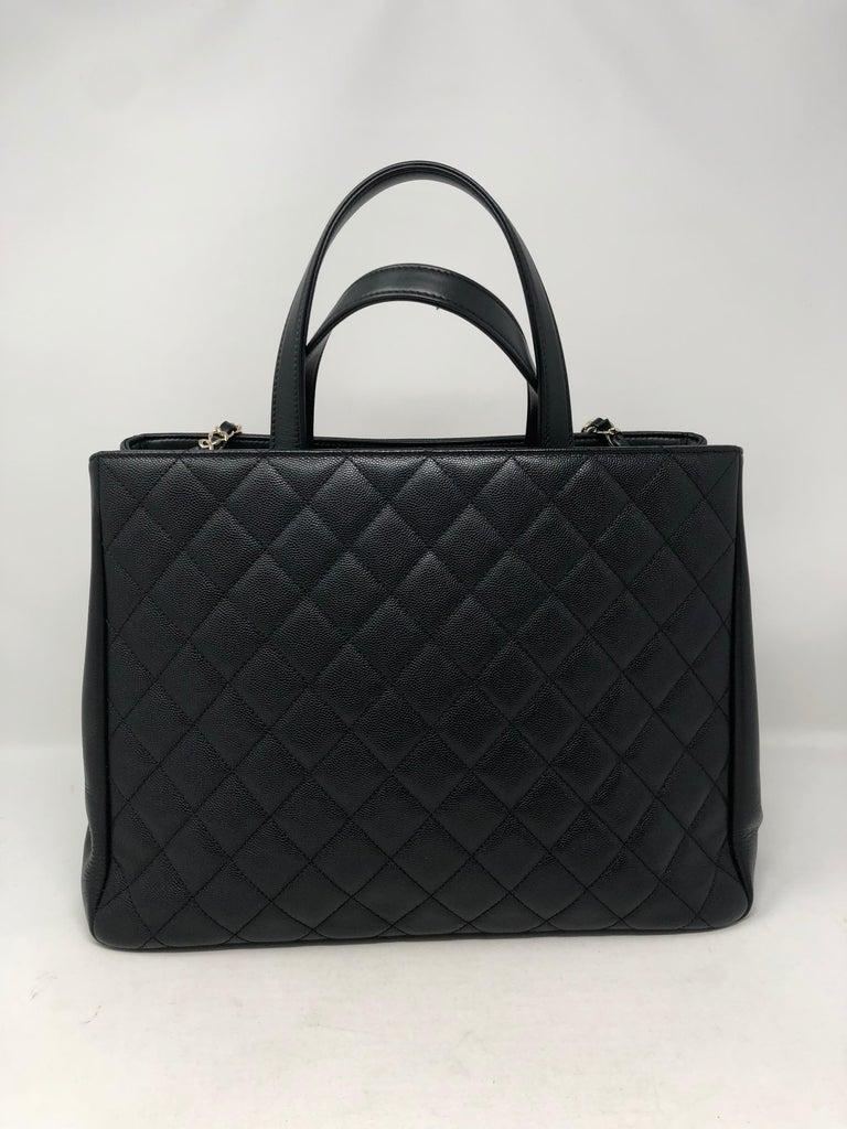 cdab6054ba0a Women's or Men's Chanel Black Affinity Bag For Sale