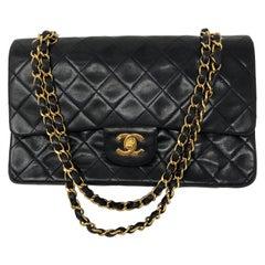 Chanel Black Classic Double Flap