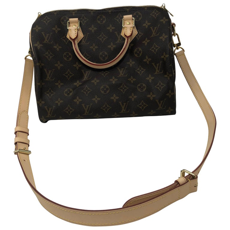 0cba013a1d1 Louis Vuitton Speedy 30 Bandouliere For Sale at 1stdibs
