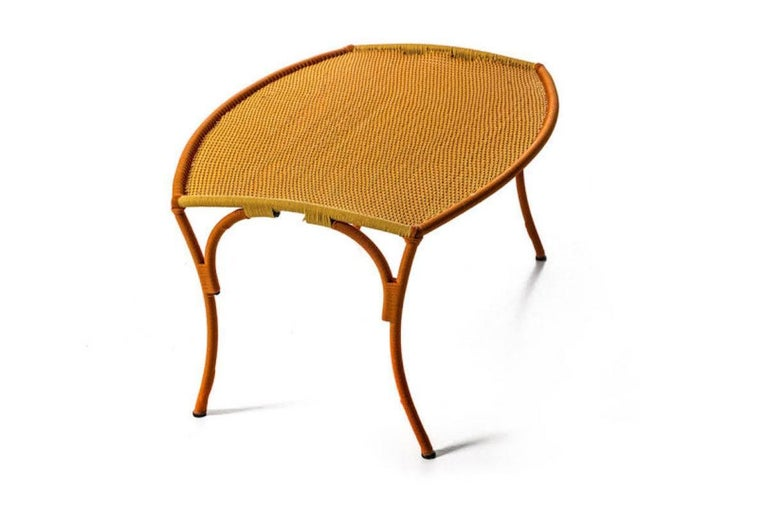 Arco Chair B. by Martino Gamper for Moroso for Indoor/Outdoor in Multi-Color For Sale 2