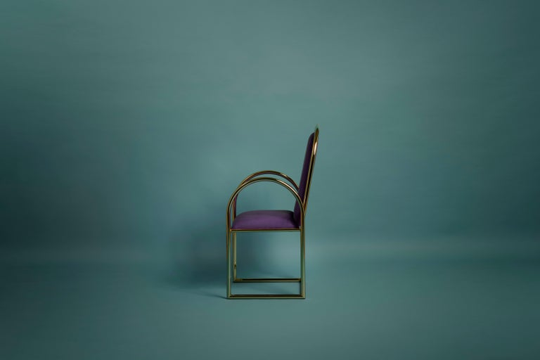 Spanish Arco Chair by Houtique For Sale