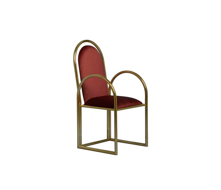 Arco Chair by Houtique In New Condition For Sale In Geneve, CH