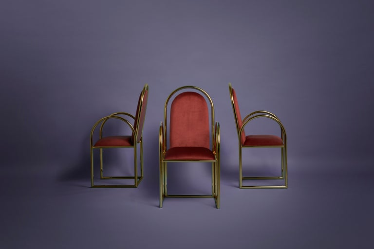 Arco Chair by Houtique For Sale 1