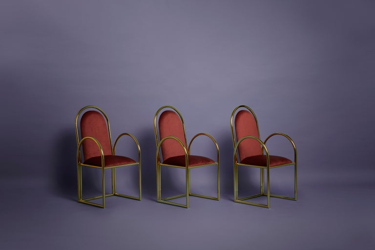 Arco Chair by Houtique For Sale 2